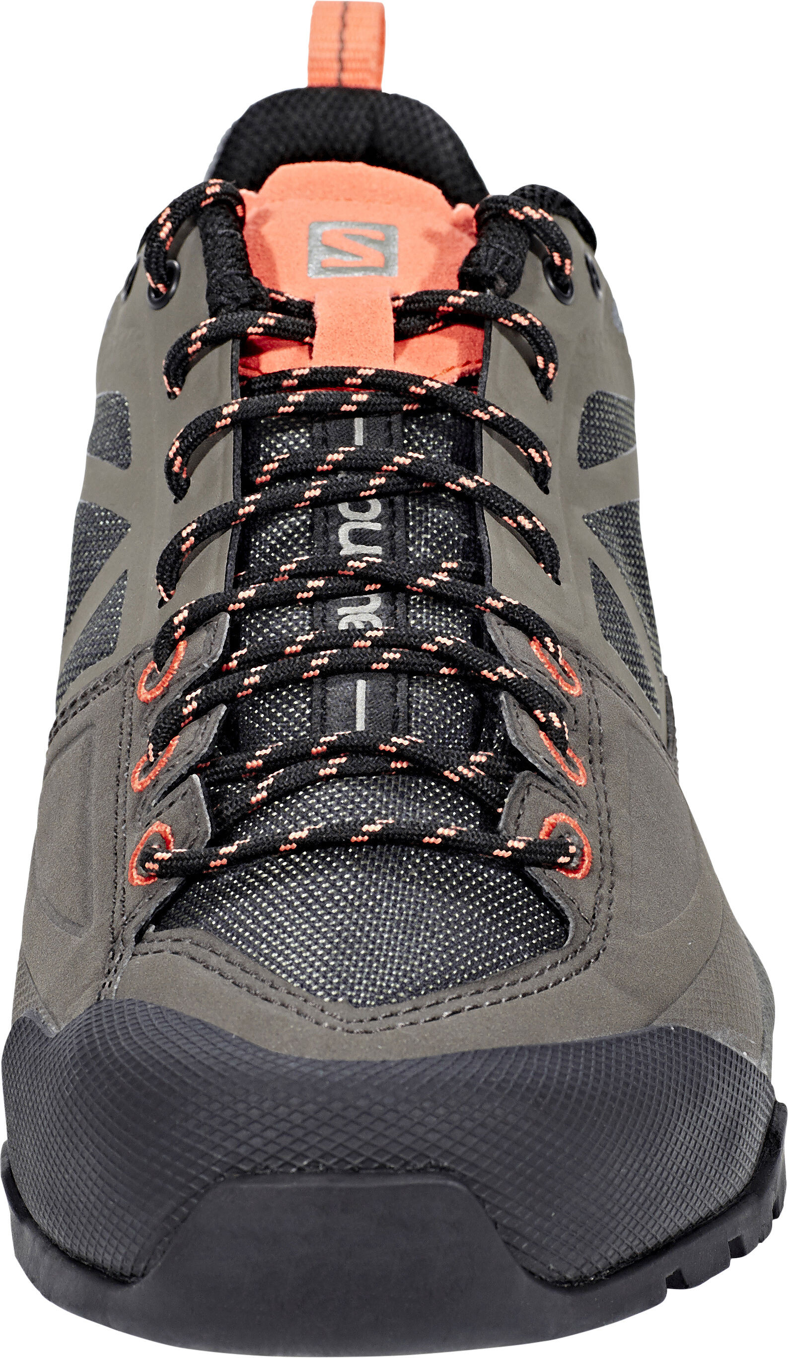 Salomon X Alp Spry Shoes Women grey pink at Addnature.co.uk 0e4617f26a5